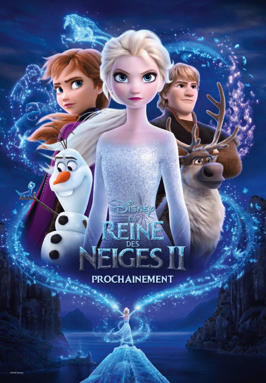 Reine des neiges 2